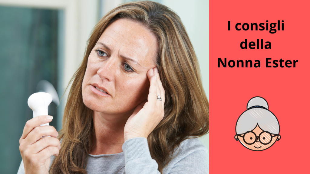menopausa e vampate